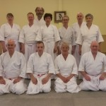 7th-8th Dan Group Course, June 2015