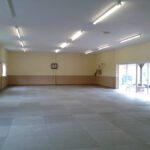 The mat at the Ki Federation Headquarters