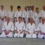 7th and 8th Dan Group Course, April 2018
