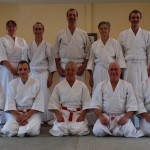7th & 8th Dan Group Course, June 2014