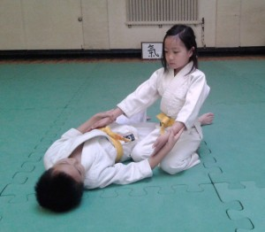 Junior Aikido