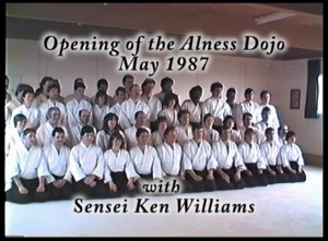 Sensei Williams Course