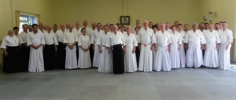 Annual Teachers Course, 2015