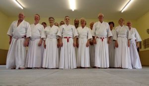 Fantastic Aikido Weekend