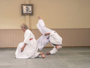 Headquarters High Grade Aikido Classes