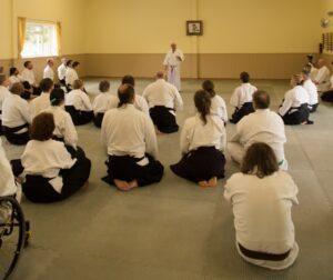 Autumn Aikido Seminar, 2017