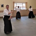 November 2017 Aikido Weapons Course