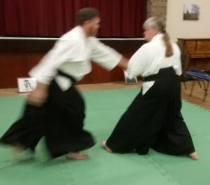 Competitive to Co-operative Through Ki Aikido