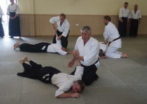 Gratitude within Aikido