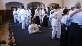 Why Join a Ki Aikido Club?