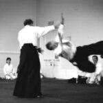 Sensei Williams in action